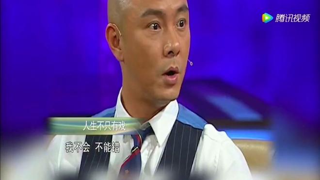 张卫健竟然只穿条破秋裤求婚张茜,人家能答应?