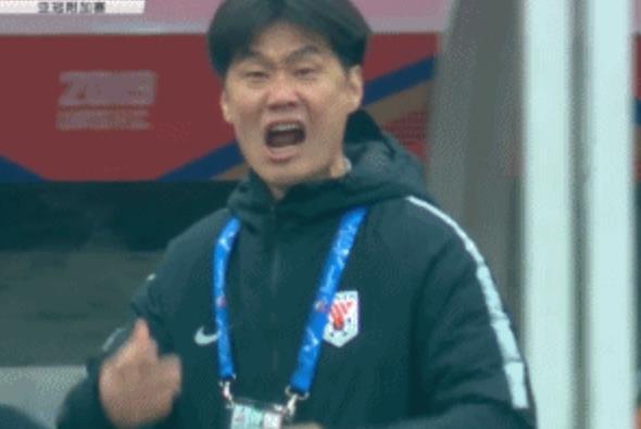 """中国足球也有我们的""""里皮"""":本土名帅3换人造3进球!"""