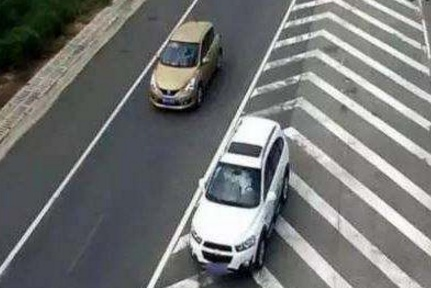 """道路千万条,安全第一条,电子眼下""""别捣乱"""",出了事故负全责!"""