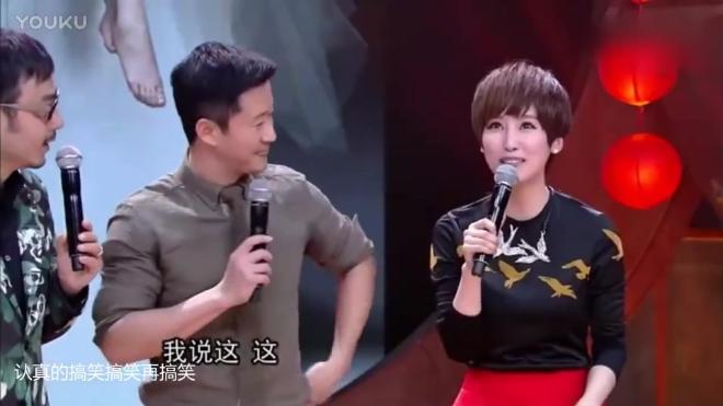 背后抱住老公想撒娇一下, 吴京本能反应一个过肩摔