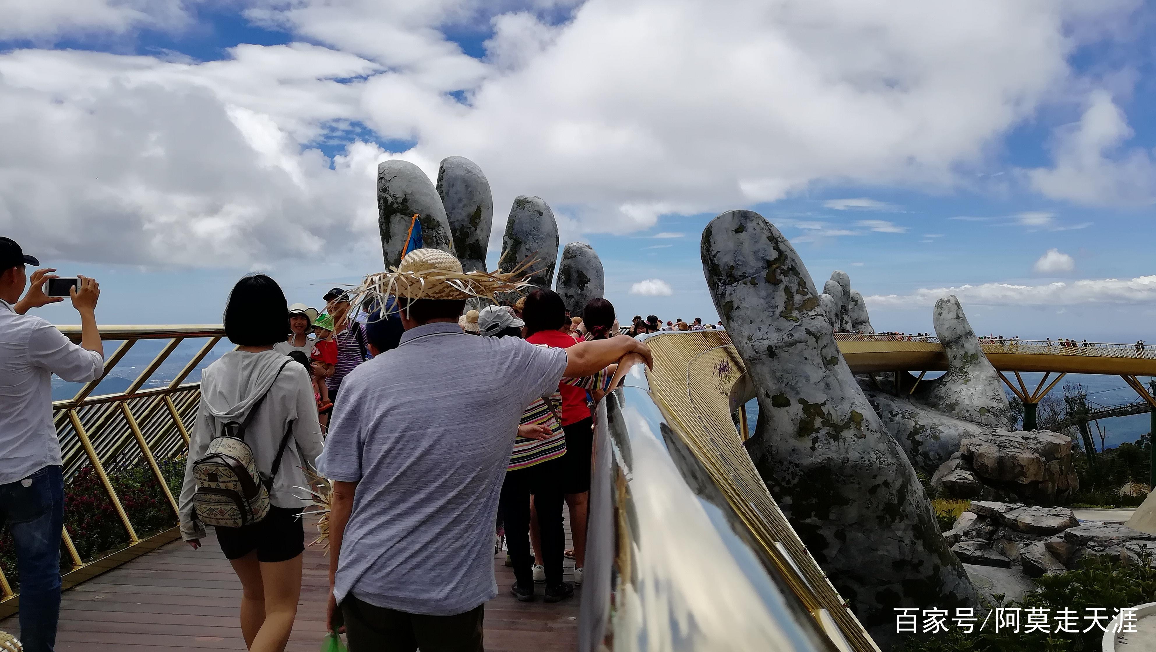 越南全国最贵的景点,岘港巴拿山值得一去!
