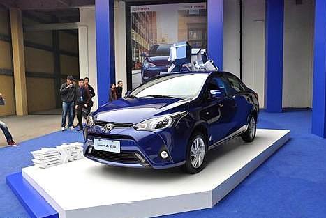 丰田旗下很适合工薪阶层的车,质量可靠还很省油,售价才6万起