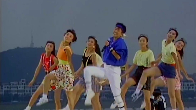 """1988年《请回答1988》插曲 """"Damdidi """"李尚恩「女生」"""