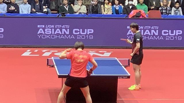 亚洲杯 | 三连冠!朱雨玲决赛胜陈梦收获亚洲杯冠军