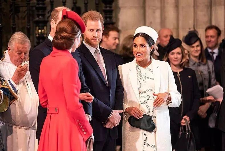 英联邦日:凯特、梅根都美美的,卡米拉又撞色女王,但梅姨赢了