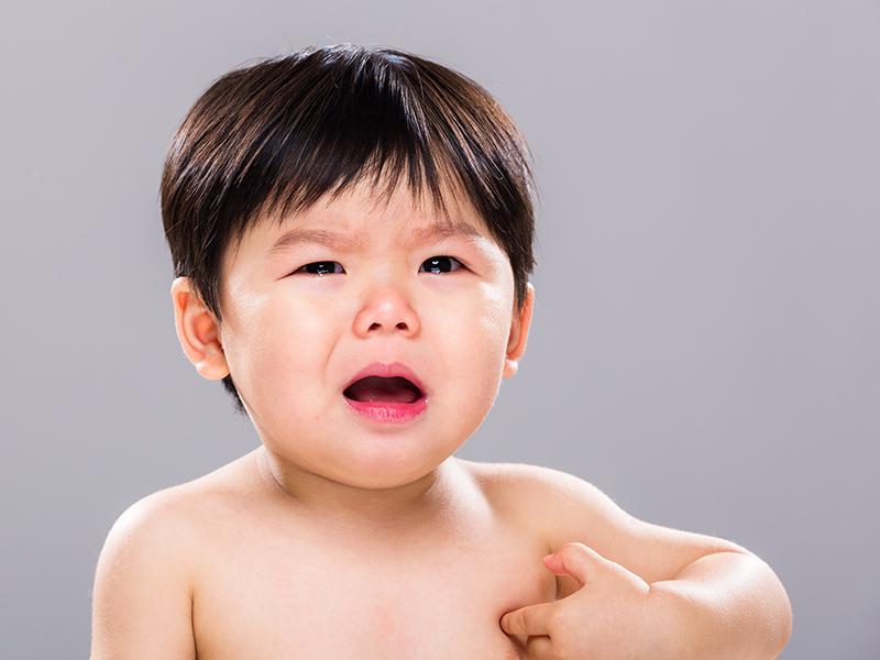 6种宝宝常见的哭闹情形,原来可以这样安抚!