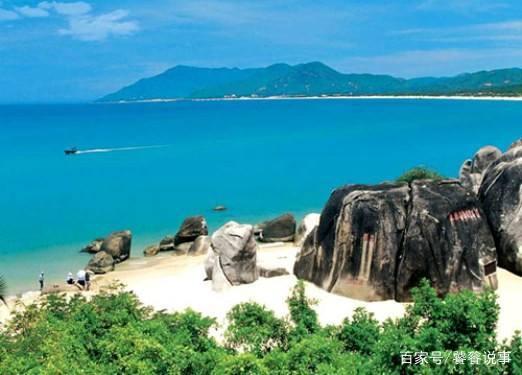 海南岛——中国第二大岛