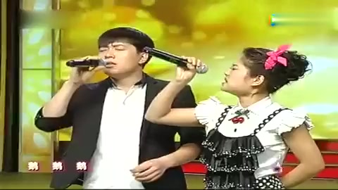 东北二人转演员白鸽刘亮精彩演绎《好声音新四季歌》唱的太好听了
