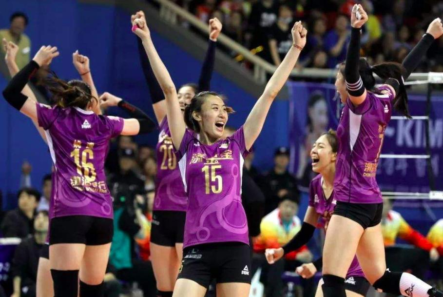 女排半决赛次回合赛后分析:天津北汽拿赛点 二次引援球员成关键