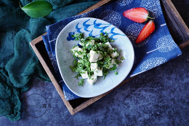 春天特有蔬菜,清明正当季,鲜过韭菜荠菜,切切拌拌超美味!