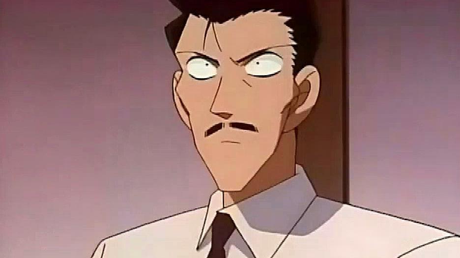 名侦探柯南:毛利兰被绑架,接下来的一幕小五郎也憋不住笑了