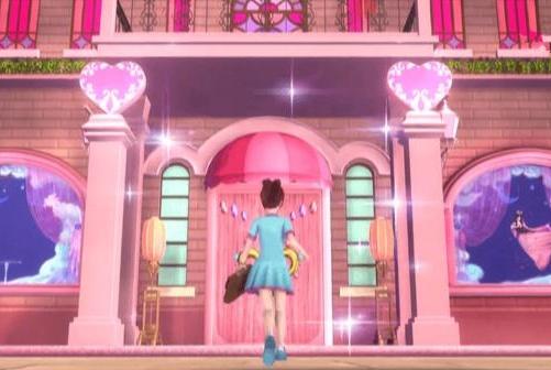 叶罗丽娃娃店的三个穿帮镜头,思思打开门先看到了辛灵的办公室?