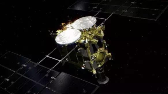 日本小行星探测计划或可解开地球上水的来源之谜