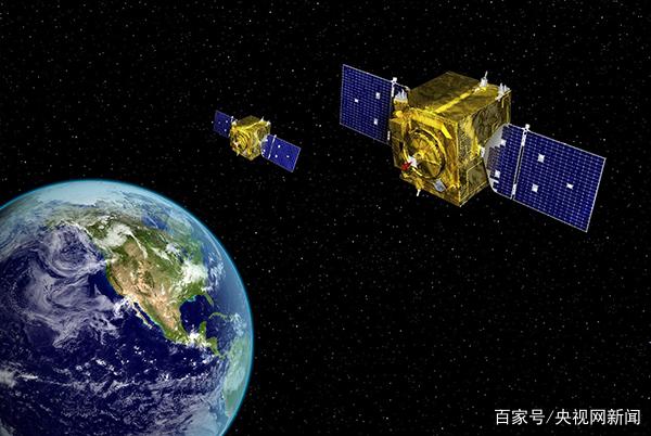 俄罗斯监测到美国军用卫星的大规模间谍活动