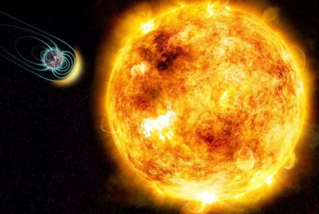 日冕比地球大109倍?太阳磁场比以前认为的强十倍!