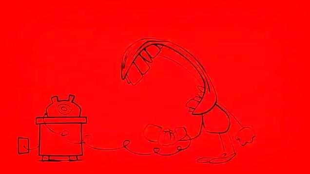 趣味铅笔画:小精灵喜欢小狗狗,带着它飞上了月亮