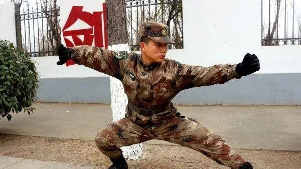 """出身少林、擂台夺冠、二等军功,这位上等兵是""""老A""""!"""
