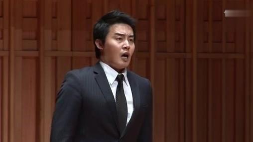 中国颜值最高男高音:张英席负心的人