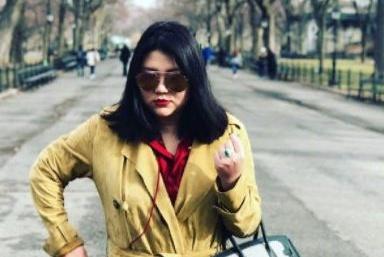 杨天真带旗下艺人参加节目C位出道,大圆脸抢镜,都不减减肥?