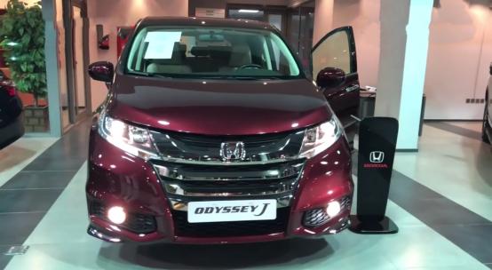 2019款本田奥德赛实拍,搭载2.0t 10at,国产车型年内