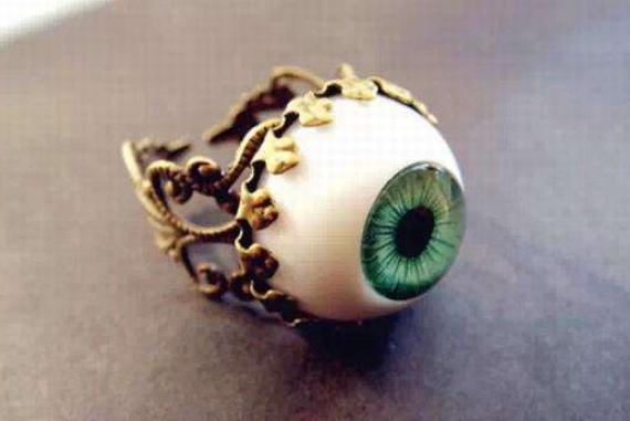 十二星座专属创意戒指,金牛座的有些吓人,摩羯座的戒指最可爱