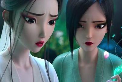 《白蛇:缘起》白素贞终为情所困,双面狐狸最深得人心