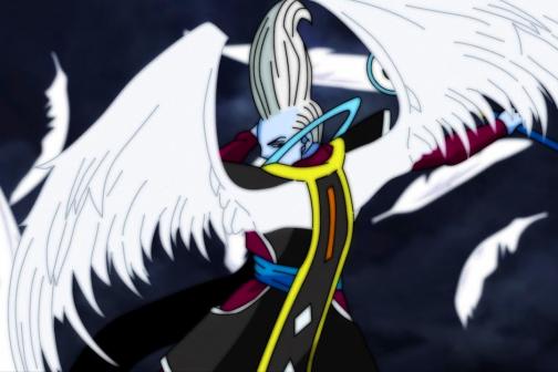 龙珠超:背后有一对洁白的翅膀,天使维斯将在第二季故事中觉醒?