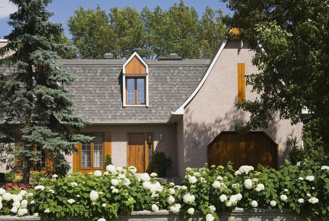 等有钱买房了,一定要装个入户花园,开门就是风景,漂亮又闲适