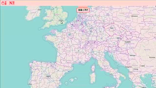 中国地图全图高清版可缩放