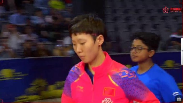 卡公赛 | 三年卡公终夺冠 王曼昱决赛胜刘诗雯获女单冠军