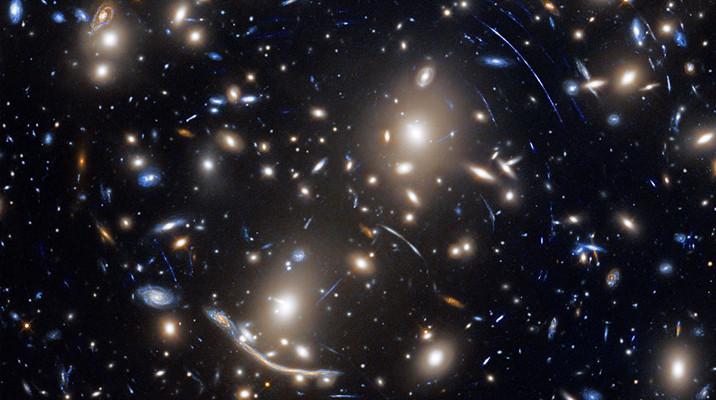 一组精美天文图片
