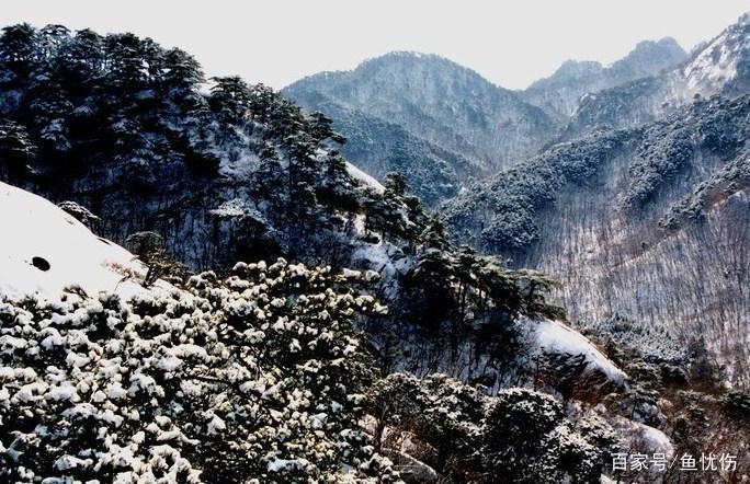风景写实——冬季千山风光