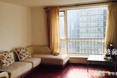 北京装修丨老房翻新做婚房,处女座都挑不出毛病的家,时尚又简约