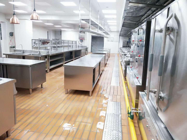 金堂五星级酒店厨房设备工程