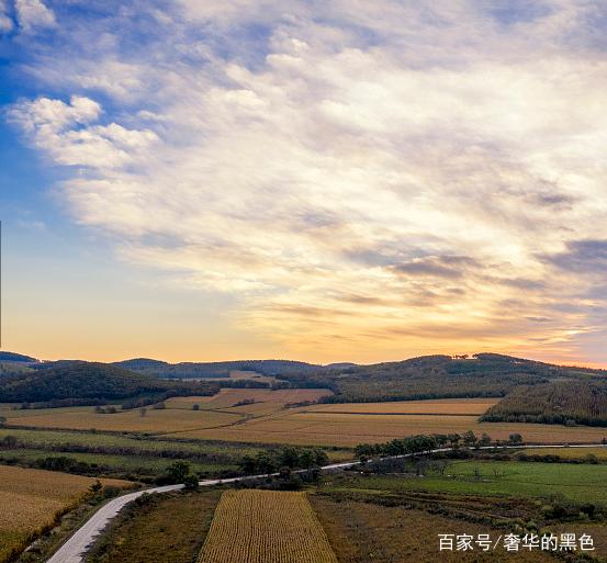 黑龙江鸡西:金秋北大荒兴凯湖风景美,怡人风景让人