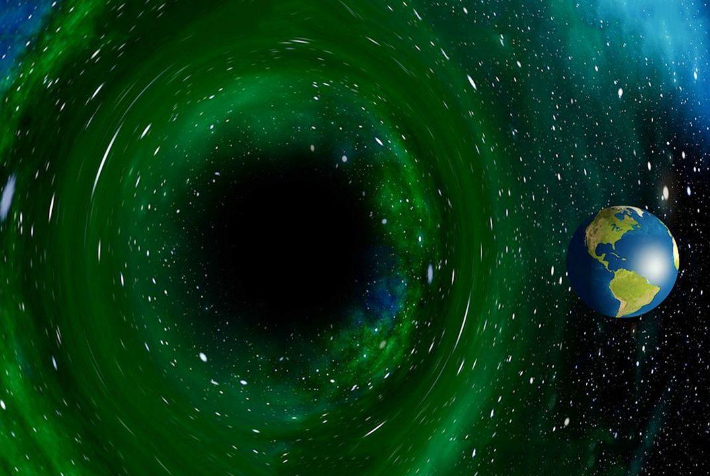 黑洞离地球有多远,它们会影响地球吗?