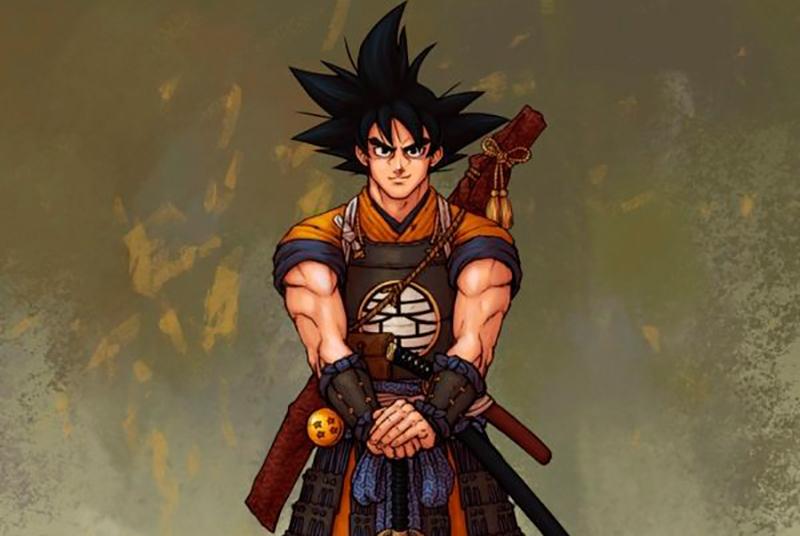 龙珠:当龙珠全员变武士,悟空是三刀流装备,布尔玛更像女冒险家