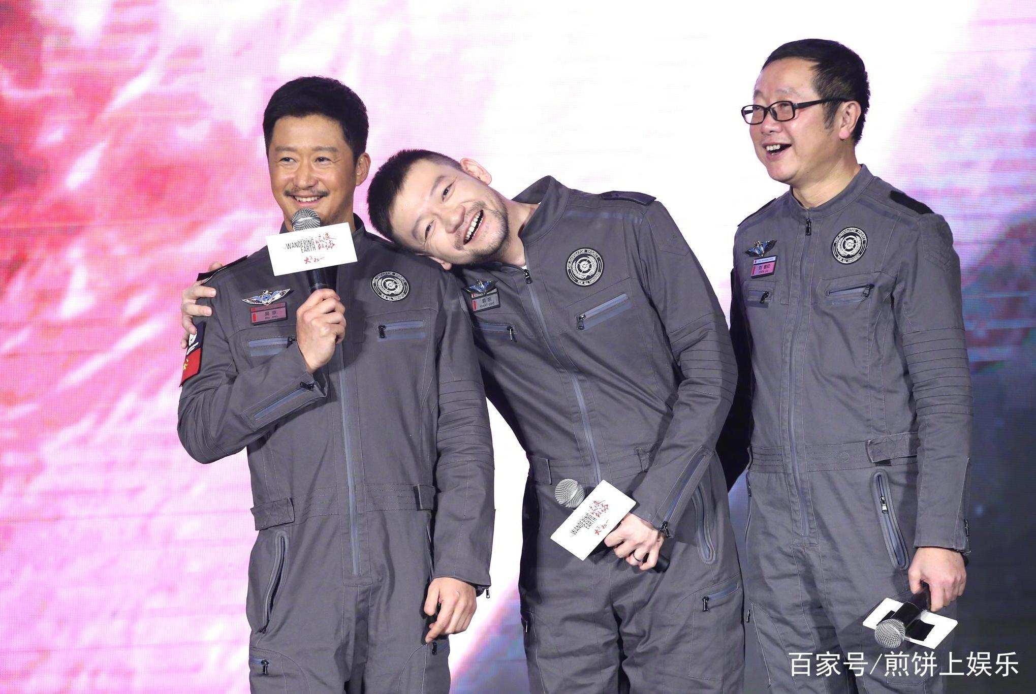 《流浪地球》票房涨到45.8亿,北大教授怒批:谁让你代表中国了