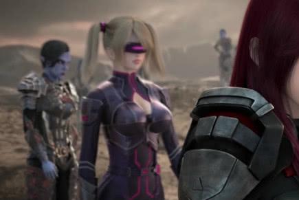 雄兵连诸天降临:蔷薇为什么让琪琳击败恶魔?她想暗示什么呢?