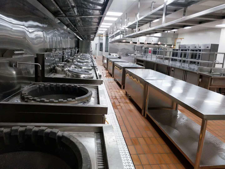 金堂五星级酒店厨房设备工程2