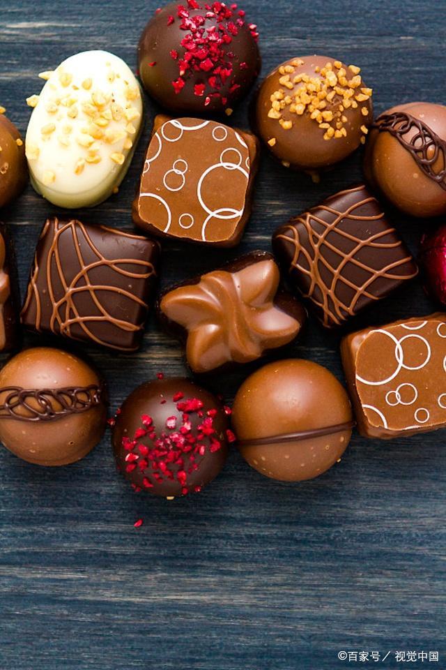 情人节收到巧克力的你,知道巧克力为什么代表爱情吗?