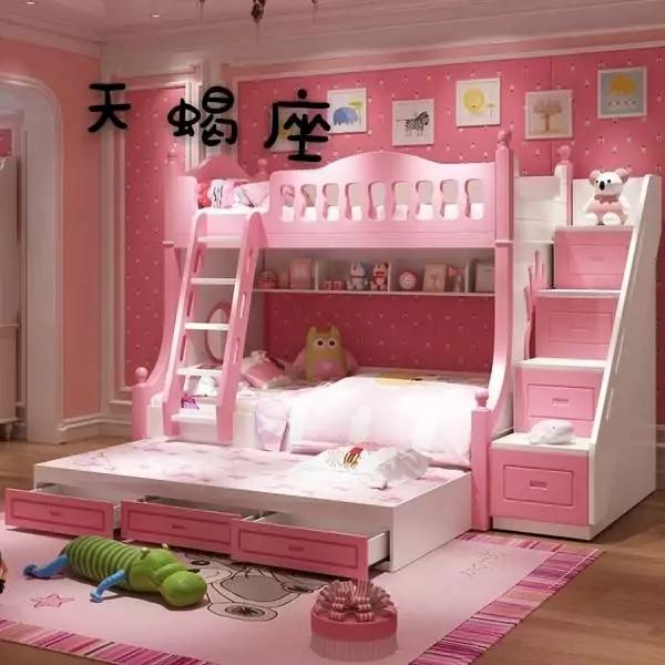 十二星座的专属梦幻儿童床?