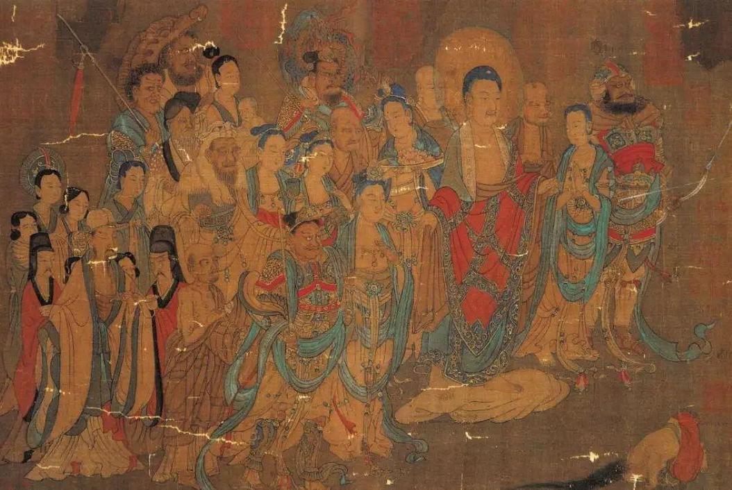 佛教源于古印度非中国本土宗教,为何古人会认为佛教由老子创立