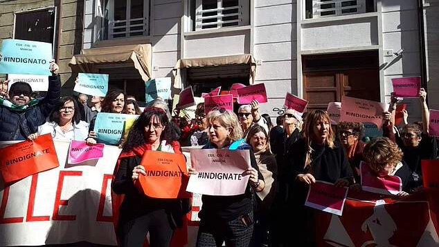 """外媒:意大利法官称受害人""""太丑不会被强奸"""",引发群众怒火"""
