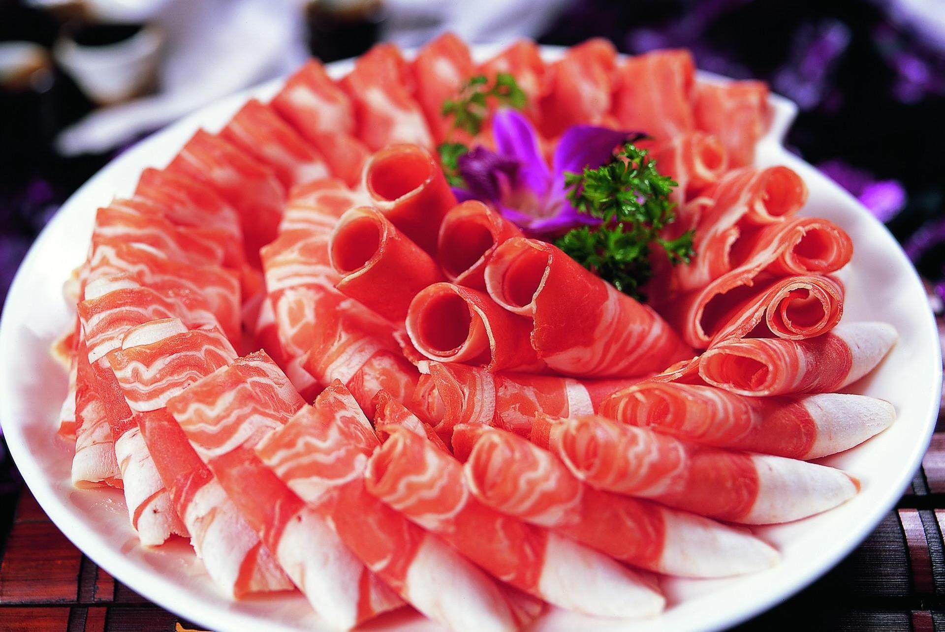 假如火锅店只剩5种食材,你怎么选?图3不能少,网友:选图4最傻