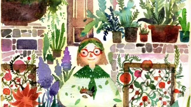 福利 OMG!| 中国园艺花艺爱好者的盛典来了!
