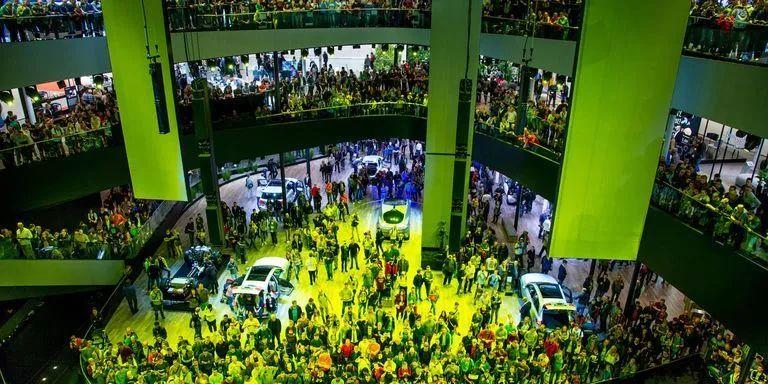 2019 法兰克福车展:时代由此划分