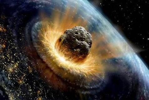 为什么地球没有像月球那么多的陨石坑?答案其实跟它的存在有关
