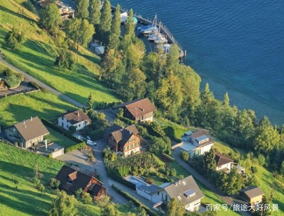 瑞士的風景優美,這里的農村生活有讓你流連忘返嗎?