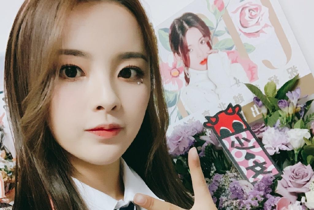 杨超越被评中国区最美面孔第一,迪丽热巴第三,赵丽颖仅排第六